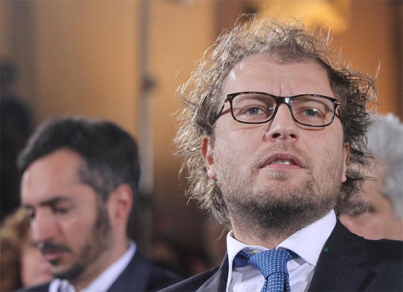 Ministro Luca Lotti