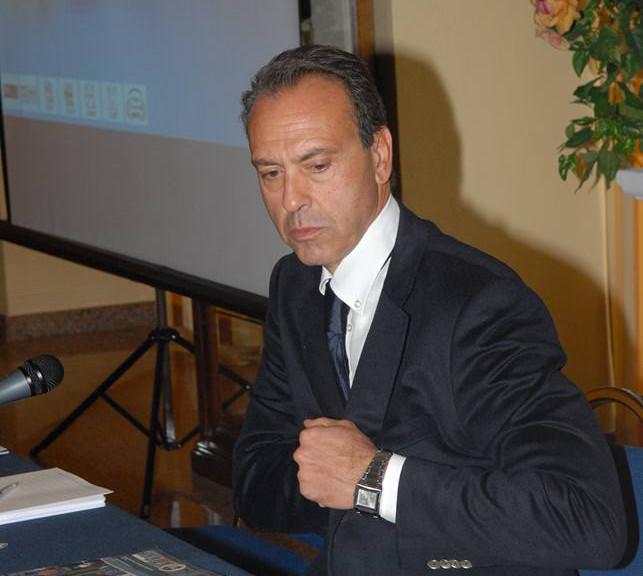 Francesco Proietti, Presidente CSEN